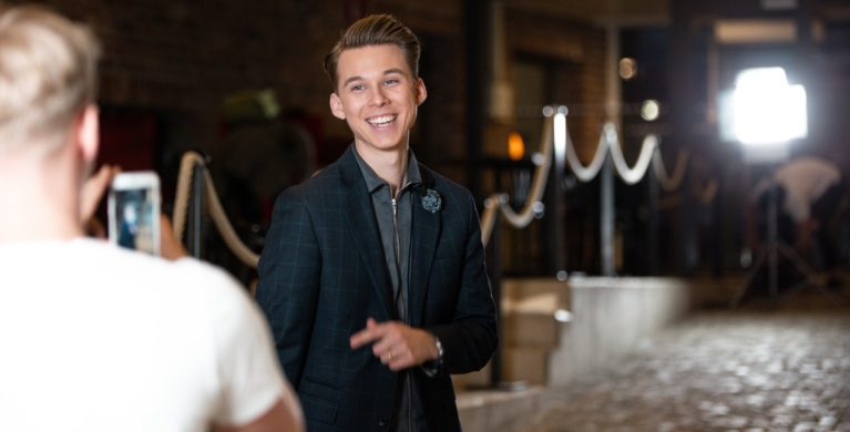 Bemästra LinkedIn med Gustav S Lindwall